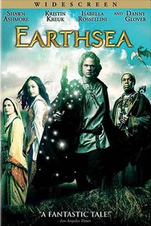 Earthsea (miniseries) - DVD cover
