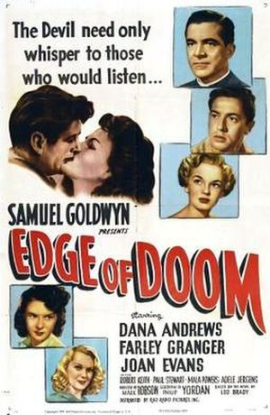 Edge of Doom - Theatrical release poster