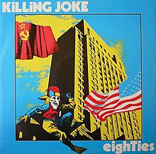 Image result for killing joke 80's