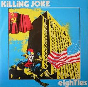 "Eighties (song) - Image: Eighties 12"" 1984"