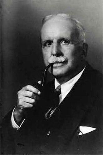 Ernest Weekley - Weekley in 1935