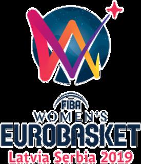 FIBA Womens EuroBasket 2019 2019 edition of Eurobasket Women