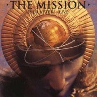 Ever After (The Mission album) - Image: Ever After Mission UK