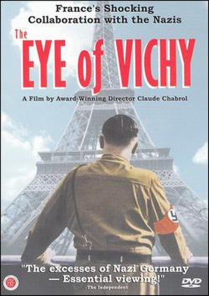 The Eye of Vichy - DVD cover