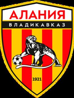FC Alania Vladikavkaz (2019) Russian football club
