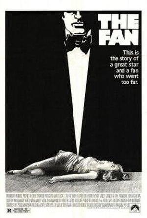 The Fan (1981 film) - Promotional poster