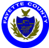 Official seal of Fayette County