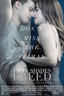 <i>Fifty Shades Freed</i> (film) 2018 film directed by James Foley