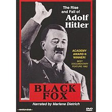 Film Poster for Black Fox, The Rise and Fall of Adolf Hitler.jpg