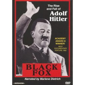 Black Fox: The Rise and Fall of Adolf Hitler - DVD Cover
