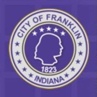 Franklin, Indiana - Image: Franklin, Indiana logo