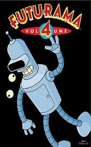 Futurama (season 4) - The original Volume Four home release.