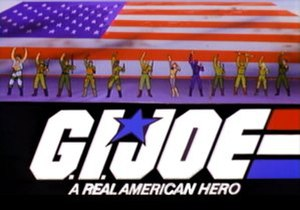 G.I. Joe: A Real American Hero (1985 TV series) - G.I. Joe: A Real American Hero first season title