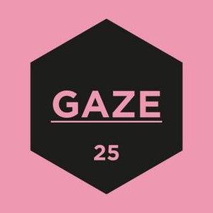 Gaze (film festival) - 2017 logo