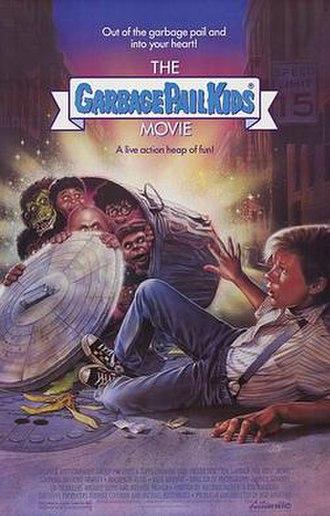The Garbage Pail Kids Movie - Image: Garbage Pail Kids Moviecover