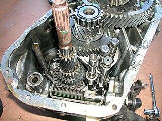 Getrag 282 transmission