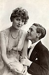 Gina Palerme and Roy Royston in Bric-a-Brac, 1915.jpg