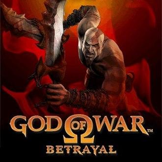 God of War: Betrayal - Image: God of War Betrayal promo image