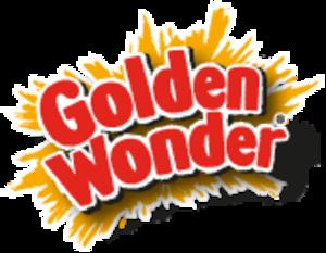Golden Wonder - Image: Golden Wonder Logo