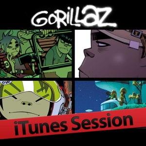 ITunes Session (Gorillaz EP) - Image: Gorillaz i Tunes Session