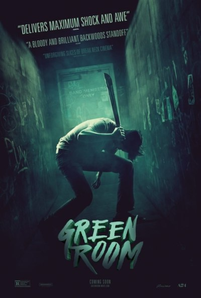 Picture of a movie: Green Room