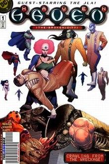 Alliance Dc Comics Image Havendcu 0
