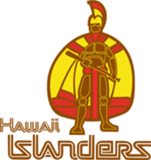 Hawaii Islanders - Image: Hawaii Islanders