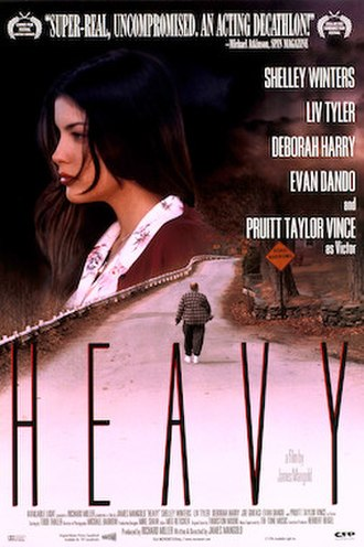 Heavy (film) - Theatrical release poster