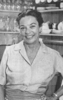 Helen Evans Brown Californian chef and cookbook writer