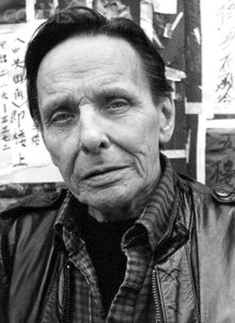 Herbert Huncke - Huncke in 1985