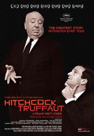 Hitchcock/Truffaut (film) - Theatrical release poster