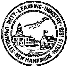 Official seal of Hollis, New Hampshire