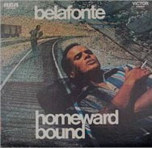 Homeward Bound (Harry Belafonte album) - Image: Homeward Bound Harry Belafonte