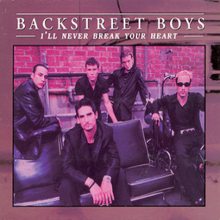 Backstreet Boys — I'll Never Break Your Heart (studio acapella)