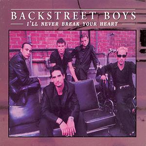 I'll Never Break Your Heart - Image: I'll Never Break Your Heart 1