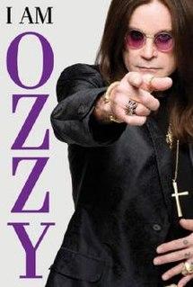 <i>I Am Ozzy</i> book