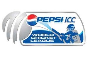 World Cricket League - Official logo