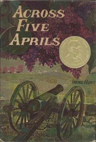 Across Five Aprils - First edition