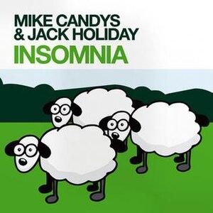 Insomnia (Faithless song) - Image: JH MC Insomnia single