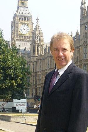 John Barrett (Scottish politician) - Image: John Barrett at Westminste