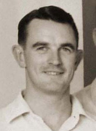 John Beck (cricketer) - John Beck in 1962