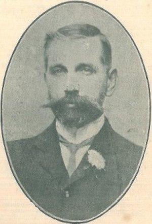 Jack Humble - Jack Humble, circa 1914.