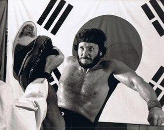 Johnny Powers (wrestler) - Johnny Powers, USA, 1979