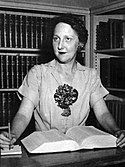 Juliette Hampton Morgan was a Civil Rights activist and librarian in Montgomery, Alabama.