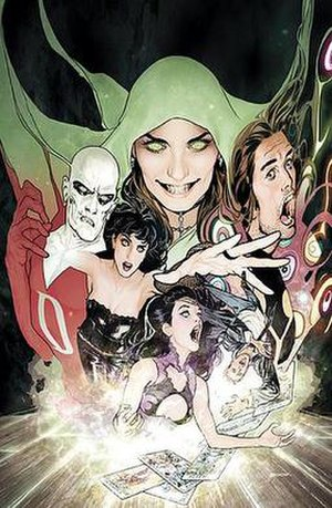 Justice League Dark - Image: Justiceleaguedark