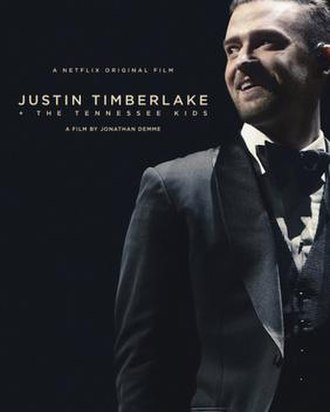The 20/20 Experience World Tour - Image: Justin Timberlake Netflix