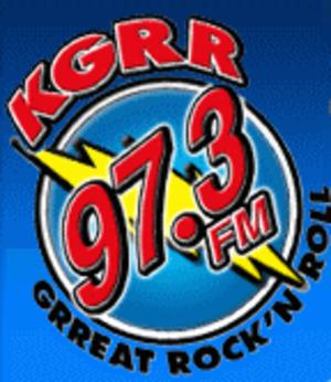KGRR - former KGRR logo until 2010