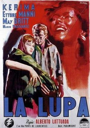 La lupa (1953 film) - Image: La lupa (1953 film)