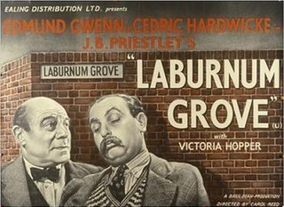 <i>Laburnum Grove</i> 1936 film by Carol Reed