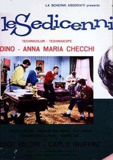 <i>Le sedicenni</i> 1965 film by Luigi Petrini
